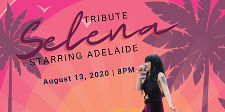 Concerts In Your Car - ADELAIDE - TRIBUTE TO SELENA tickets