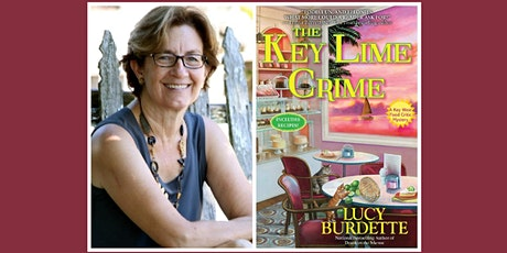 Author Lucy Burdette Virtual Event tickets