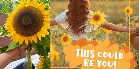 Sunflower Mini Session tickets