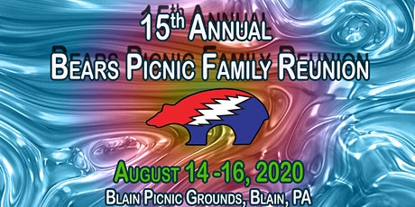 15th Annual Bears Picnic Family Reunion tickets