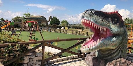 Pomeriggio con i Dinosauri biglietti