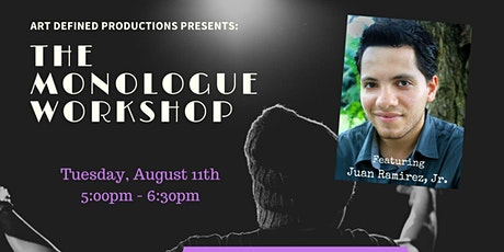 The Monologue Workshop tickets