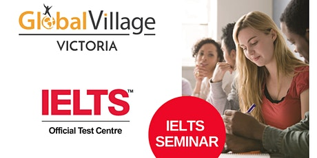 Free IELTS Preparation Seminar billets