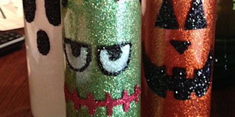 Let's Get Creative and Make Halloween Glitter Bottles tickets