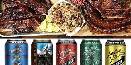 Beer and BBQ Benefit for Southern Star Brewing Company tickets