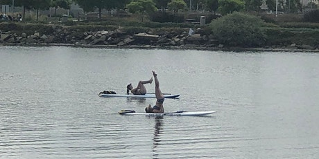 SUP (stand-up paddleboard) Yoga tickets