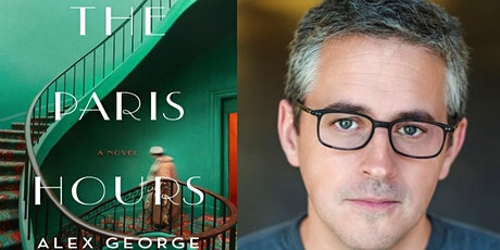 Gramercy Book Club: Alex George and The Paris Hours! tickets