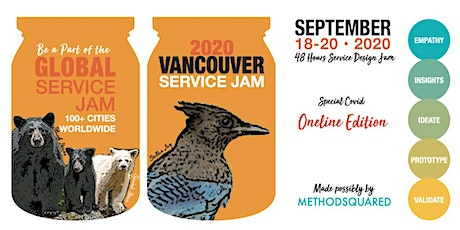 Vancouver Service Jam 2020 - 6th Annual, Take Two. tickets