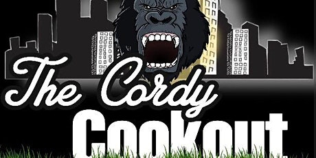The Cordy Cookout 6 tickets