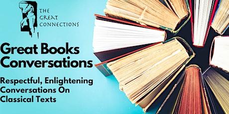 Online Great Books Conversations tickets