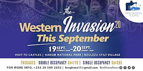 Western Invasion 2020 tickets