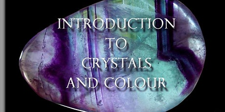 Crystal and Colour Workshop tickets