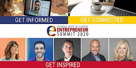 Virtual 2020 Entrepreneur Summit - August 26th tickets