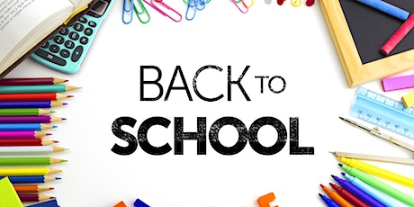Back to School Supplies - Community Assistance tickets