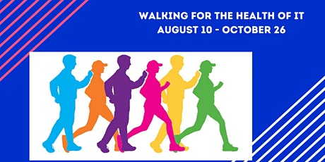 Walking for the Health of It tickets