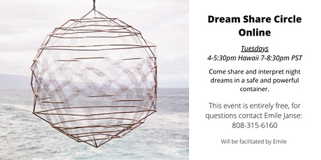 Online Dream Share Circle tickets