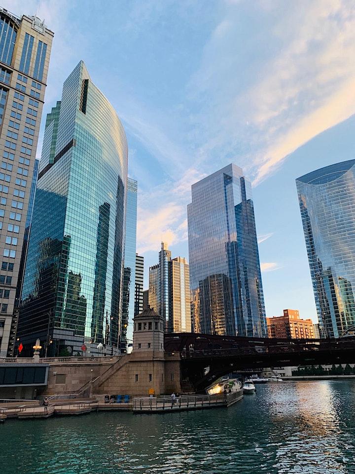Chicago River Tiki Cruise image
