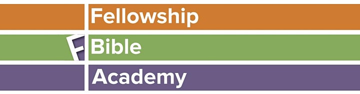 It's time for your Spiritual Tune-up! Fellowship Bible Academy-Winter 2021 image