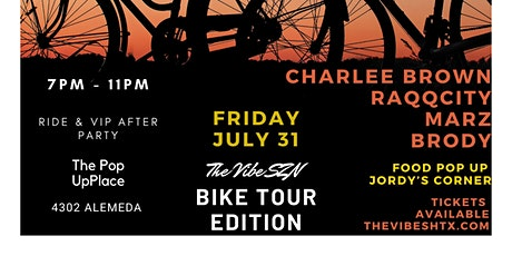 The Vibes SZN Bike Tour Edition tickets