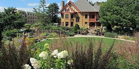 Virtual Tour of Allen Centennial Gardens tickets