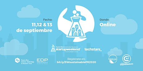Startup Weekend | Sustainable Revolution Puerto Rico entradas