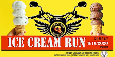 Ice Cream Run with CVMA #letsride tickets
