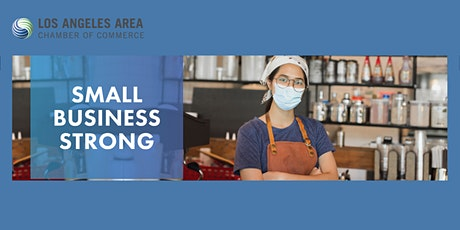 Small Business Strong tickets