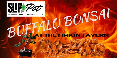 Buffalo Bonsai at the Firkin Tavern tickets