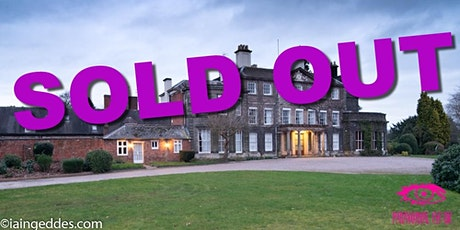 SOLD OUT Bishton Hall Staffordshire Ghost Hunt Paranormal Eye UK tickets