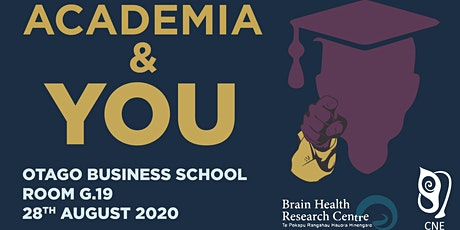 Academia & You tickets