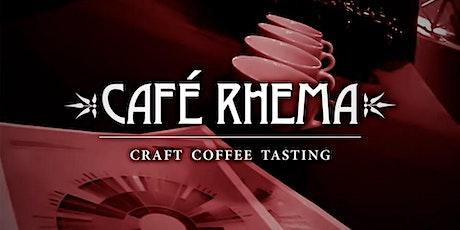 Coffee Tasting | Rhema Roasting Company tickets