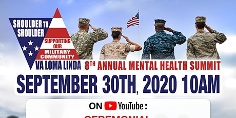 VA Loma Linda 8th Annual Mental Health Summit tickets