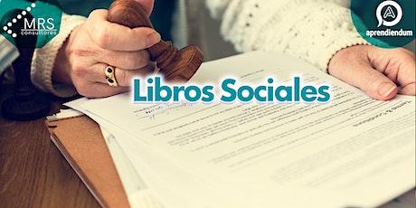 Libros Sociales entradas