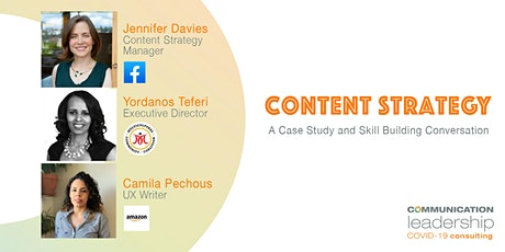 Content strategy | A case study and skill-building conversation tickets