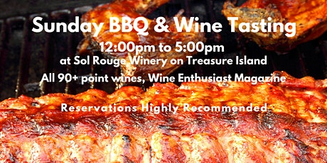 Sunday Barbecue & Wine Tasting in San Francisco tickets