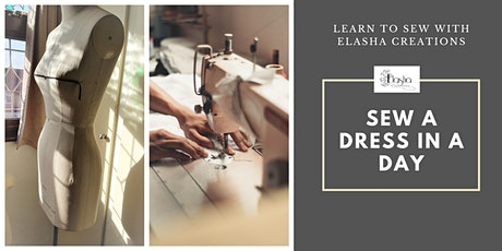 SEW A DRESS IN A DAY tickets