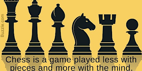 Daily Youth Group Chess Lessons via Zoom-Int/Adv. tickets