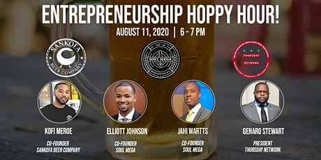 Entrepreneurship Hoppy Hour - Black-Owned Breweries in DC tickets