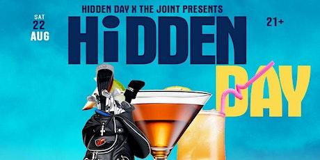 Hidden Day* tickets