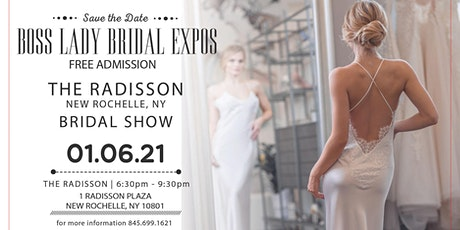 Radisson Hotel New Rochelle Bridal Expo 1 6 21 tickets