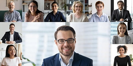 Vancouver Virtual Speed Networking   Business Connections tickets