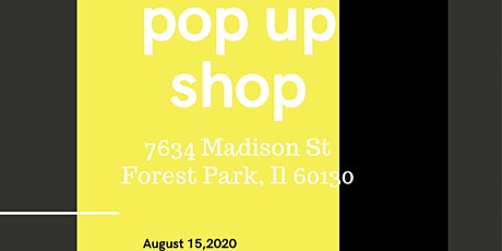 Pop-Up Shop tickets