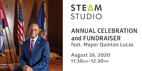 2020 STEAM Studio 5th Annual Celebration and Fundraiser tickets