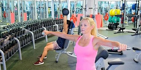 DRLC Gym Bookings - Fri 7 Aug - 5:30am and 10:00am tickets