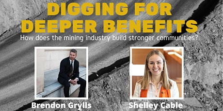 Digging For Deeper Benefits tickets