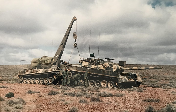 First Armoured Regiment Technical Squadron 70th Anniversary Reunion image
