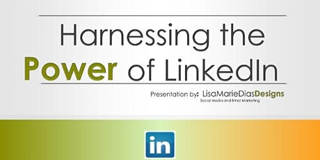 Harnessing the Power of LinkedIn Zoom Workshop tickets