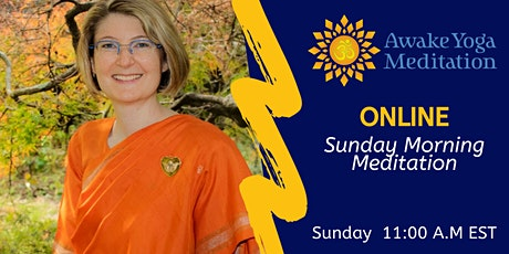 Sunday Morning Meditation With Swami Nityananda tickets