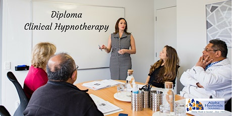 Diploma in Clinical Hypnotherapy - PART-TIME Wellington - Kapiti tickets