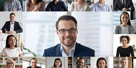 Virtual Business Networking in DC   Business Professionals tickets